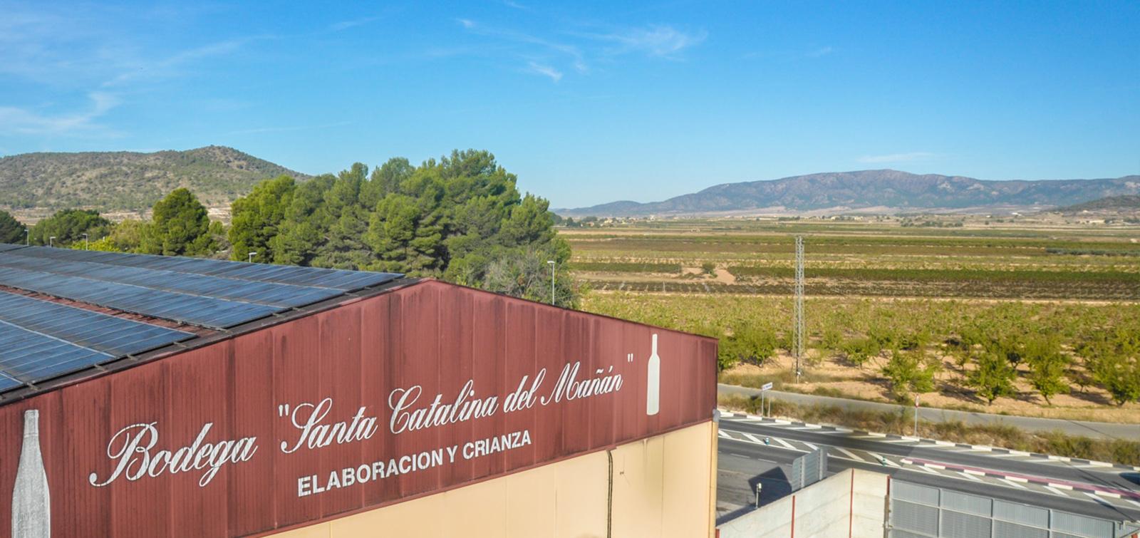 Bodega Santa Catalina del Mañán - BECKERPINA
