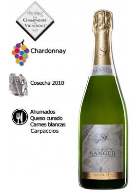 Champagne Terroir Natal-Blanc de Blancs GRAND CRU