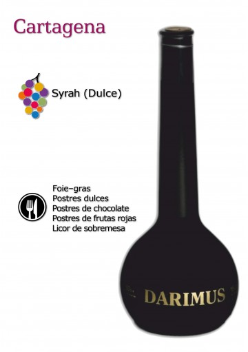 Darimus Tinto Dulce 2017 50 cls