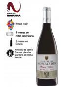 Castillo Monjardín Pinot Noir Roble 2016