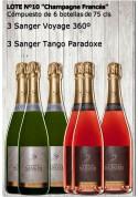 "Lote Nº 10 ""Champagne Francés"""